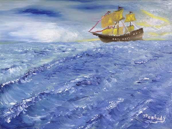 High Seas - $2500